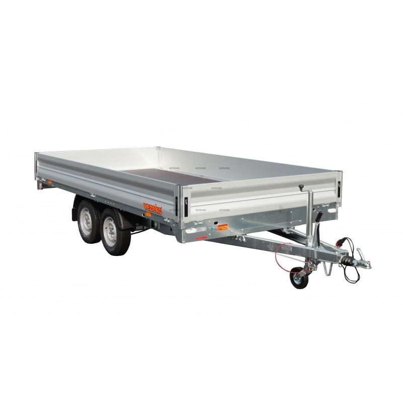 Pritsche Anhänger Cargo Light DX 27.3
