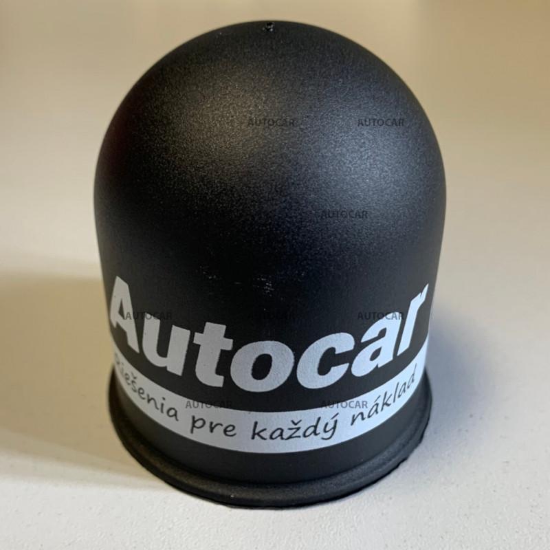 Kunststoff-Kappen auf den Ball - schwarz