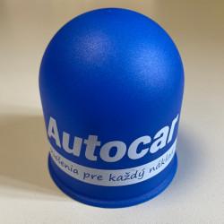 Kunststoff-Kappen auf den Ball - blau