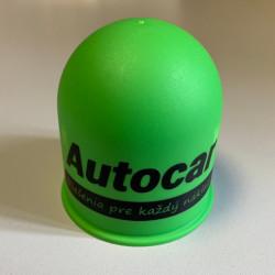 Kunststoff-Kappen auf den Ball - grün