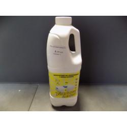 Chemikalien für die Toilette TORNADO LEMON