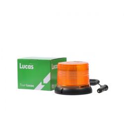 60 SMD-Leuchte, 12/24 V, Magnetbefestigung, Lucas (ECE R10)
