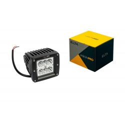 Arbeitsscheinwerfer Vision PRO 6LED * 3W / 18W fest montiert, 10-30V, ECE R10