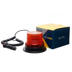 Kennleuchte 40SMD, ECE R10 + R65, 12 / 24V, Magnetbefestigung, Vision PRO