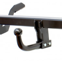 Anhängerkupplung für Hyundai IX55 - manuell–AHK abnehmbar vertikal