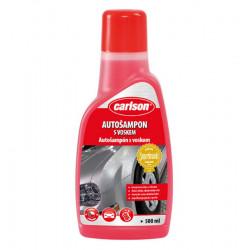 Autoshampoo mit Wachs - Carlson 500 ml