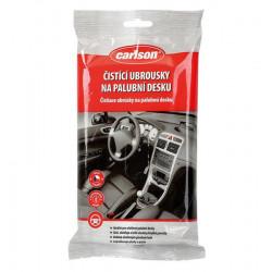 Armaturenbrett Reinigungstücher - Carlson 26 Stück Packung