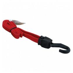 Lock flaches Gummispannseil Bungee - 1 ks, 100 cm