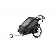 Thule Chariot Sport - Midnight Black