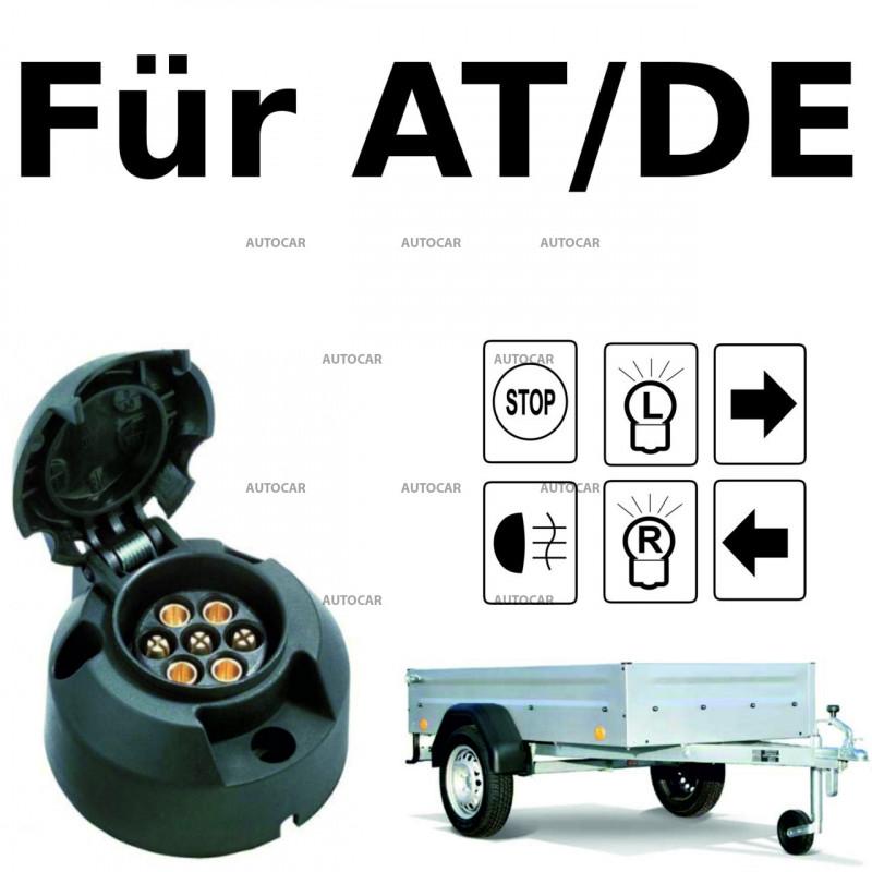 Universaler 7 poliger E - Satz mit Steuergerät mit Blinküberwachung