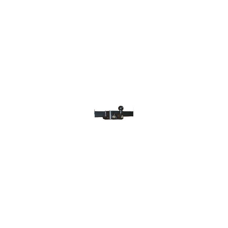 Anhängerkupplung für Land Rover DISCOVERY - manuall–AHK starr