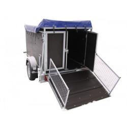 Anhänger - Viehtransporter Agro 13.1