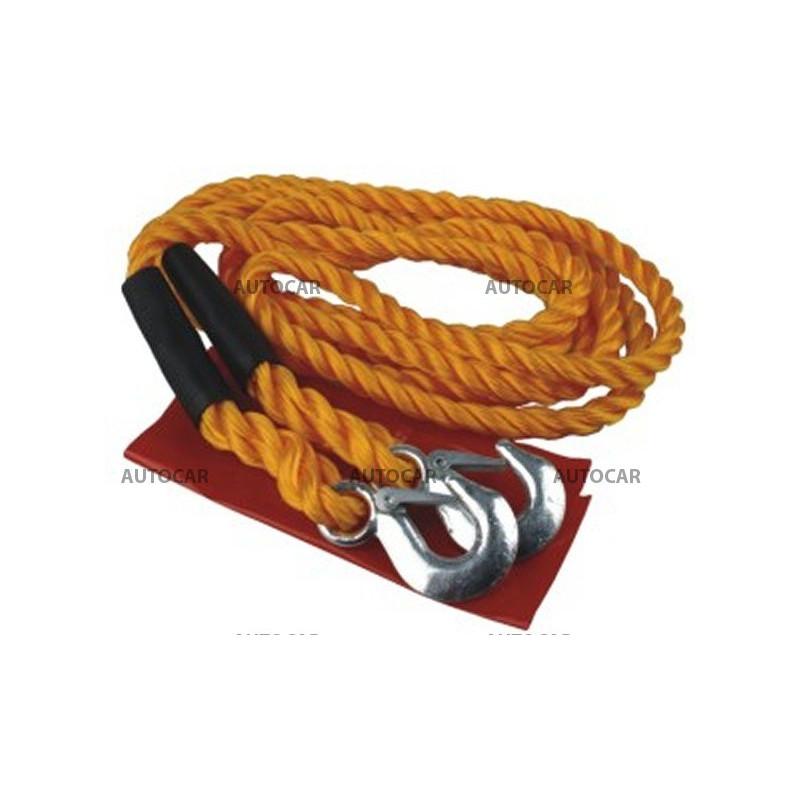 Ťažné lano 4t-6,5 t, 4 m