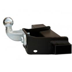 Anhängerkupplung für RODEO aj D-MAX 4 WD - SUV - manuall–AHK starr - von 2012
