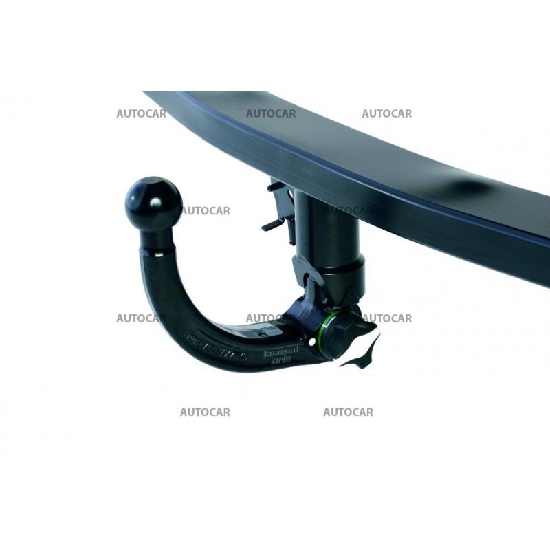 Anhängerkupplung für Škoda Roomster - automat – AHK abnehmbar -2006/-