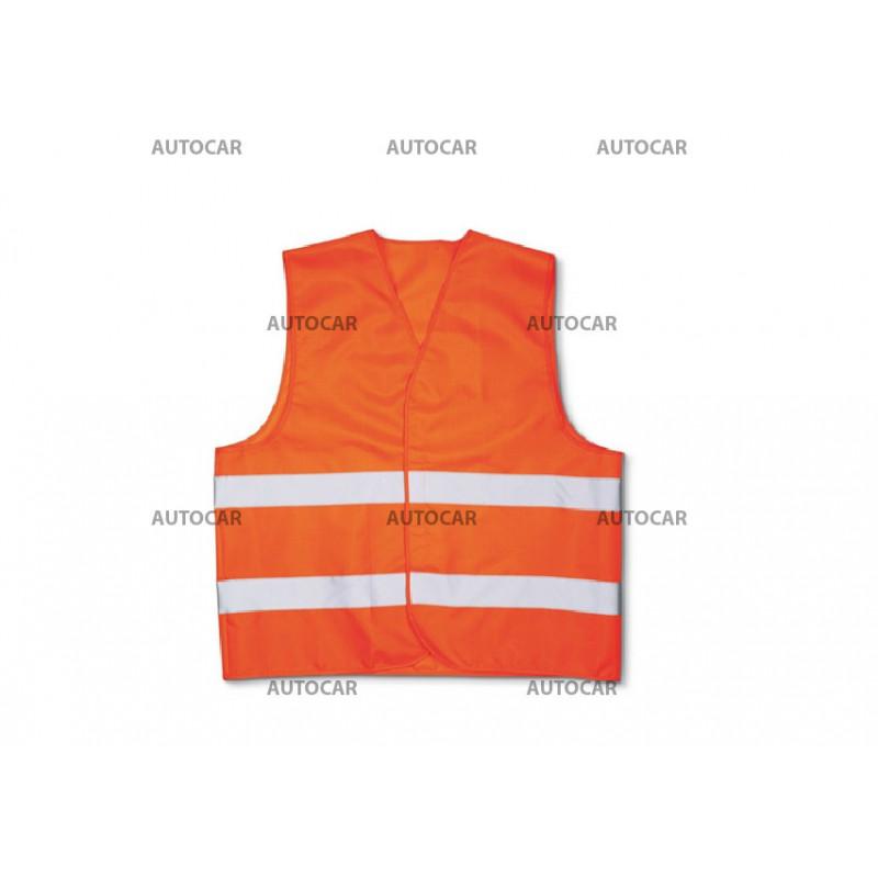 Sicherheitsweste - orange
