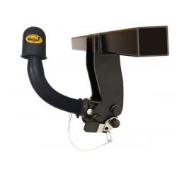 Anhängerkupplung für GALANT - 4-türig,( EA2/5/6 W ) - automat–AHK abnehmbar - von 1997/01